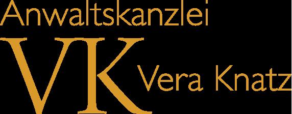 Anwaltskanzlei Vera Knatz Logo