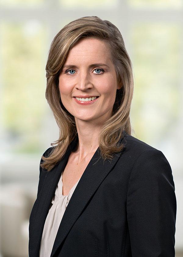 Anwältin Silvia Sauer